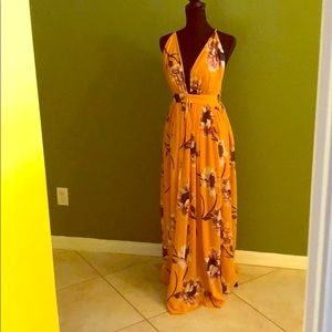 Dress is too revealing that's why am selling.